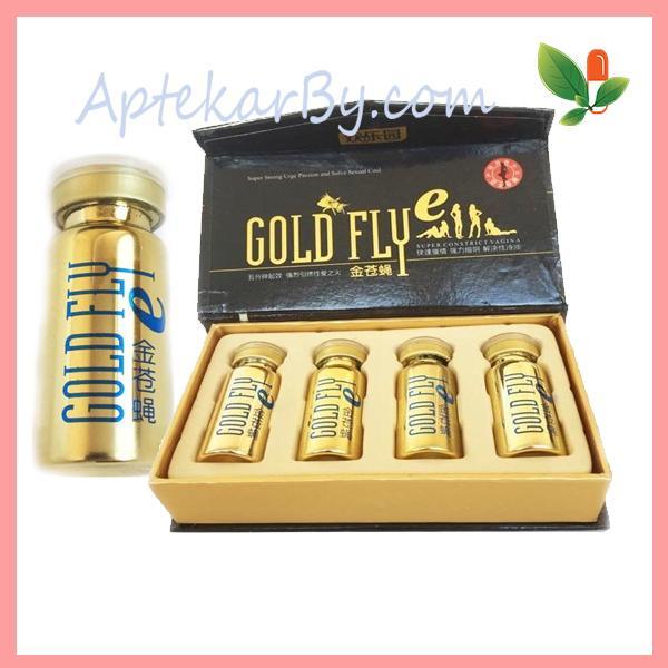 Gold Fly 10 мл – женский возбудитель
