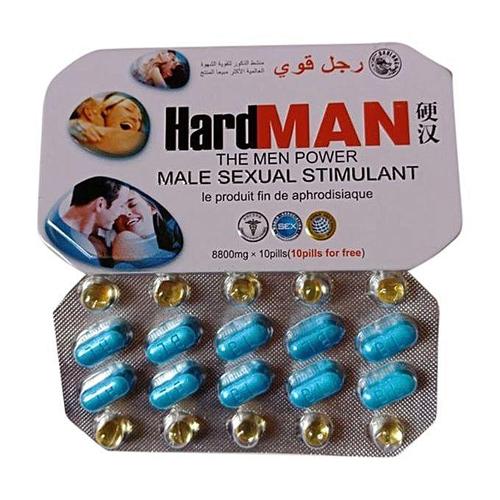 БАД для потенции Hard Man